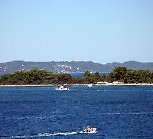 Blue Adriatic by sefica