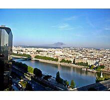 The Seine Photographic Print