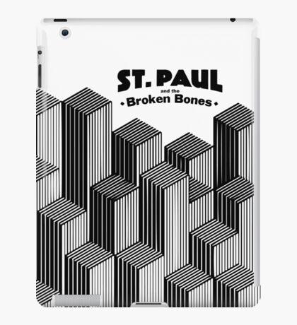 St Paul & the Broken Bones - Band iPad Case/Skin
