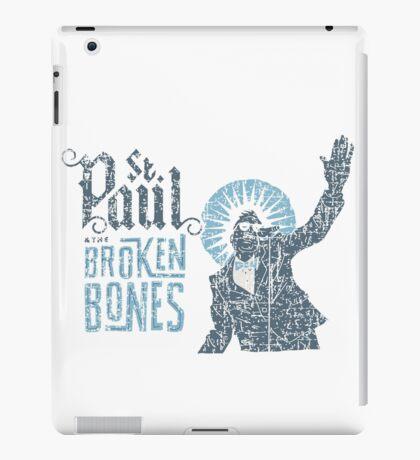 St Paul and the Broken Bones - Band - Paul iPad Case/Skin