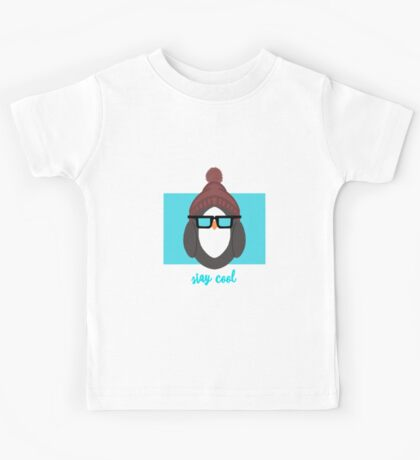 Stay Cool // Penguin Kids Tee