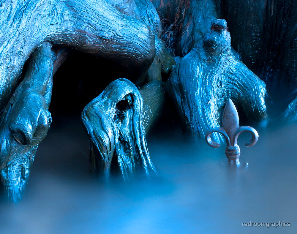 Water Spirits 2 by redroomgraphics