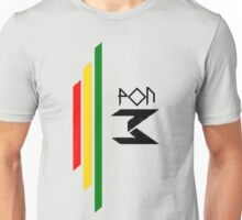 DJ Pon-3: Rasta Logo Unisex T-Shirt