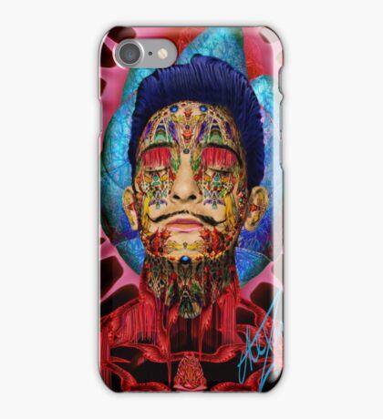 Oriental Dali iPhone Case/Skin