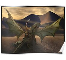 Pernese Dragon Poster
