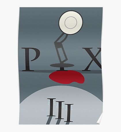 The Twisted Truth Of The Pixar Lamp Poster