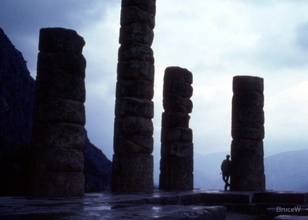 Pillars by BruceW