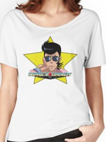 """""""BANG"""" Space Dandy Women's Relaxed Fit T-Shirt"""