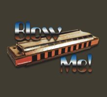 Blues Harmonica by neonblade