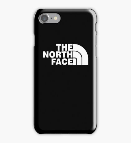 The North Face iPhone Case/Skin