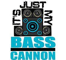 DJ Pon-3: Bass Cannon Photographic Print