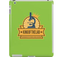 Jeffersonian's King of the Lab! iPad Case/Skin