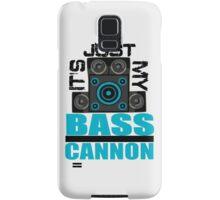 DJ Pon-3: Bass Cannon Samsung Galaxy Case/Skin