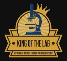 Jeffersonian's King of the Lab! Kids Clothes