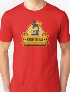 Jeffersonian's King of the Lab! Unisex T-Shirt