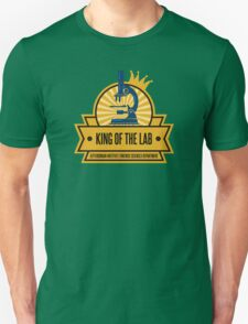 Jeffersonian's King of the Lab! T-Shirt
