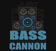DJ Pon-3: Bass Cannon Kids Clothes