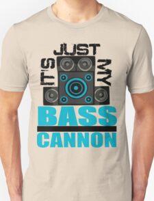 DJ Pon-3: Bass Cannon T-Shirt