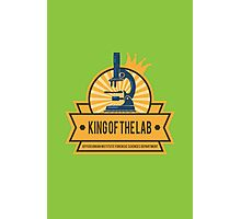 Jeffersonian's King of the Lab! Photographic Print