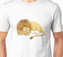 Lion and Lamb Unisex T-Shirt