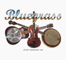 Bluegrass Kids Tee