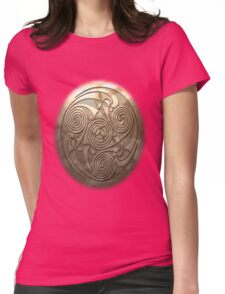 Shield Seal T-Shirt Style A Womens Fitted T-Shirt
