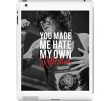 Who Are You Now // Sleeping With Sirens iPad Case/Skin