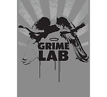 Grime Lab Angel Photographic Print