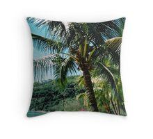 Whitsundays luxury Throw Pillow