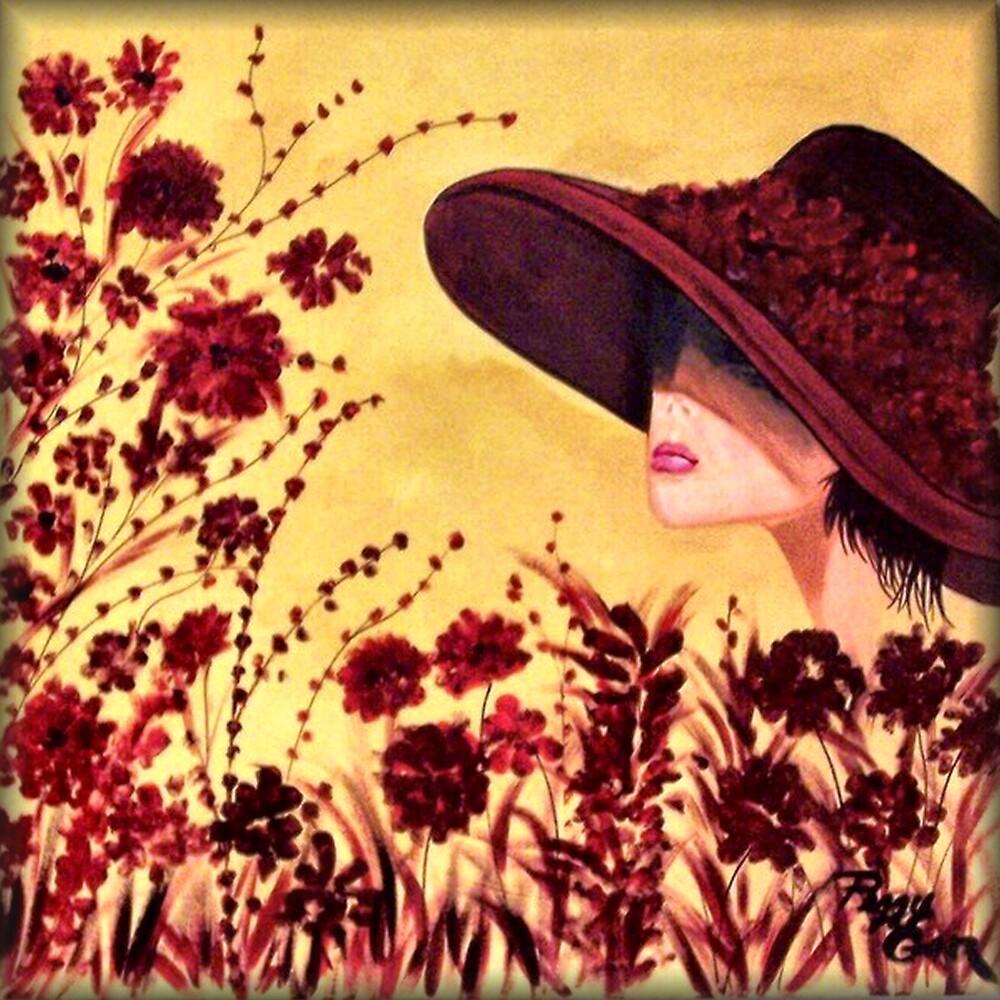 In The Garden by Peggy Garr