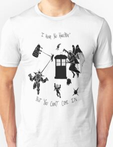 Tardis and Friends T-Shirt