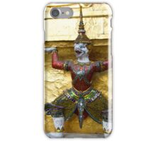 Bangkok, Thailand - weight of the world iPhone Case/Skin