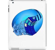 Timey Wimey Tardis iPad Case/Skin
