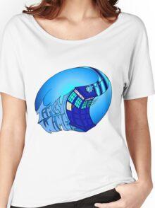Timey Wimey Tardis Women's Relaxed Fit T-Shirt
