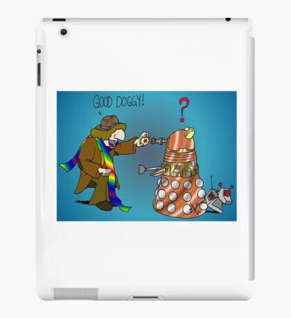 Good Boy, Bad Dalek iPad Case/Skin