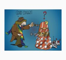 Good Boy, Bad Dalek Baby Tee