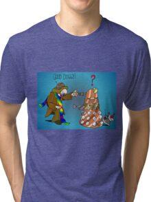 Good Boy, Bad Dalek Tri-blend T-Shirt