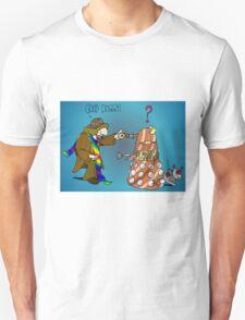 Good Boy, Bad Dalek Unisex T-Shirt