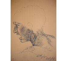 Da Vinci - copy Photographic Print