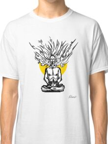 Inspired Meditation Classic T-Shirt