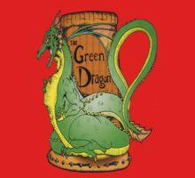 The Green Dragon Baby Tee