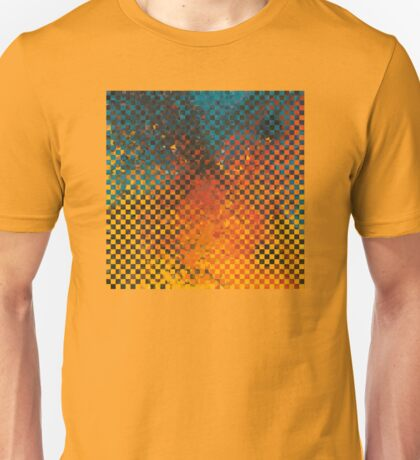 Modern Art - Pieces 14 - Sharon Cummings Unisex T-Shirt