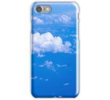 Over clouds iPhone Case/Skin