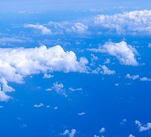 Over clouds by ellensmile