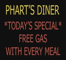 PHART'S DINER by Ruth Palmer