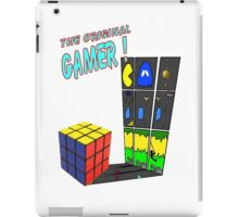 Original Gamer iPad Case/Skin