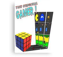 Original Gamer Canvas Print