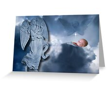 °♥ ˚ • ★FOR UNTO US A CHILD IS BORN>AVAILABLE AS PICTURE -CARD OR TRAVEL MUG °♥ ˚ • ★ Greeting Card