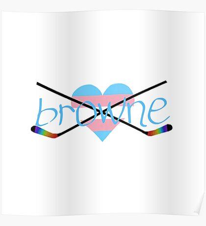 Browne Poster
