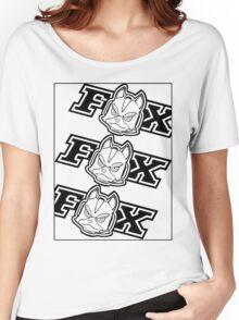 McCloud Racing (b) Women's Relaxed Fit T-Shirt